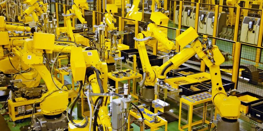 Промышленные роботы Fanuc: история создания и модели роботов