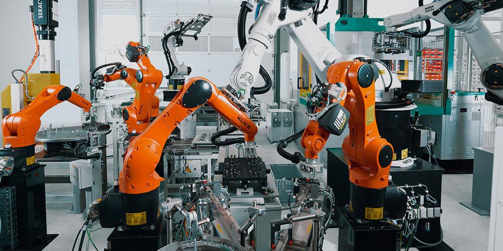 Промышленные роботы KUKA — технологии, опережающие будущее