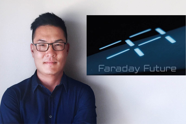 Ричард Ким - компания Faraday Future