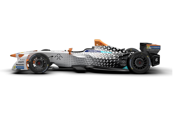 автомобиль Faraday Future 701-Е.В.