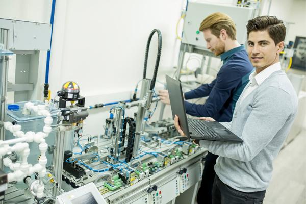 автоматизация промышленных линий