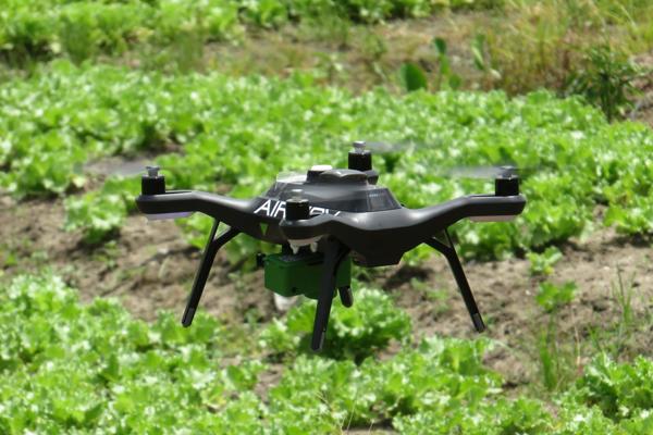 дроны для аграрного сектора