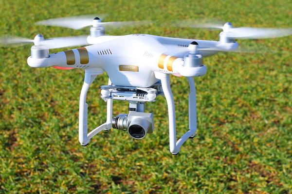 дроны в сельском хозяйстве