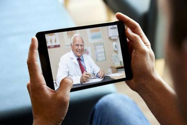 интернета вещей в медицине - Ochsner Health System