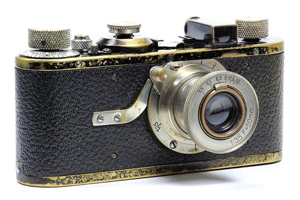 история создания фотоаппарата Leica I