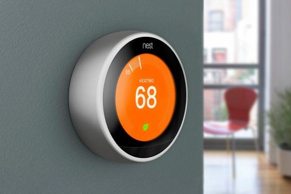 применение технологий интернет вещей - терморегулятор Nest