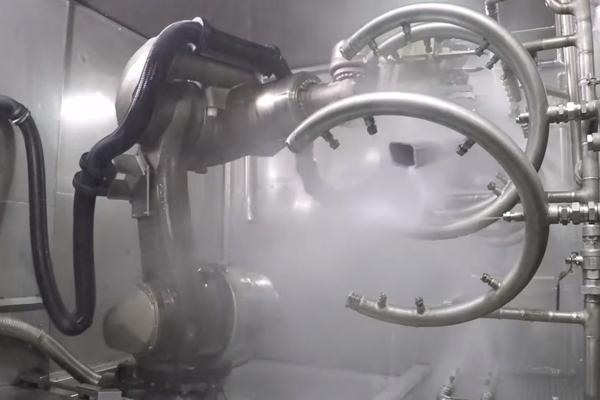 промышленные роботы Kuka для литейных работ