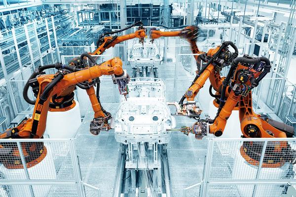 промышленные роботы-манипуляторы KUKA