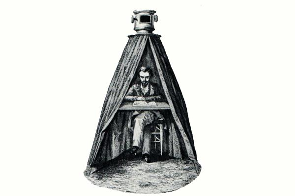 создание линзы в фотоаппарате - Иоганн Кеплер