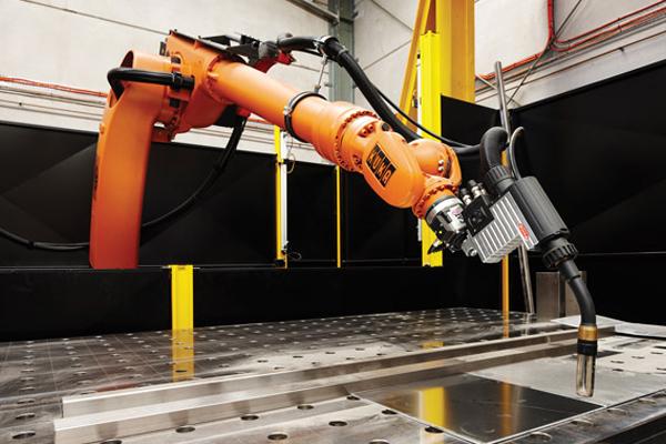 сварочные промышленные роботы Kuka