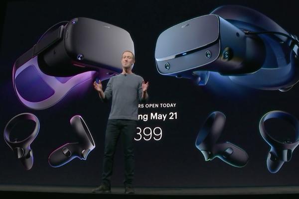 цена шлема Oculus Rift S