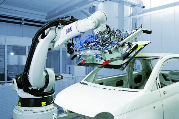 управление промышленными роботами