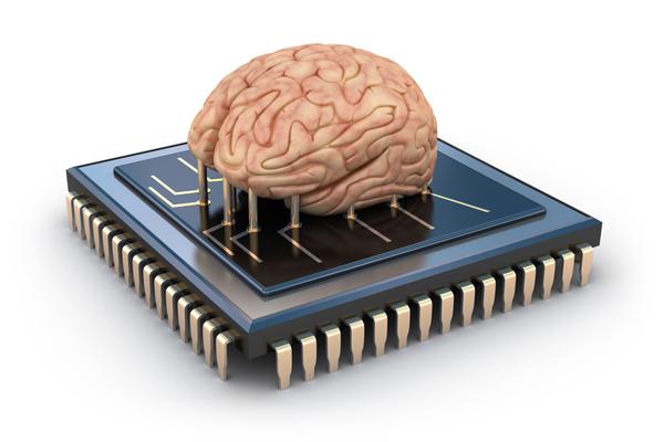внедрение чипа в мозг, человек будущего
