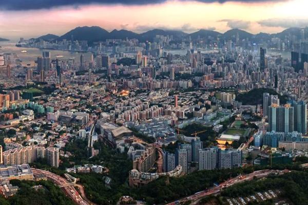 Бангалор, Индия - урбанизация крупных городов