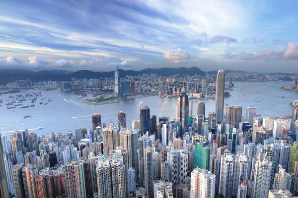 Гонконг и урбанизация крупных городов