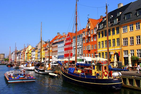 Копенгаген, Дания - перспективы урбанизации