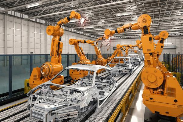 автоматические робототехнические системы