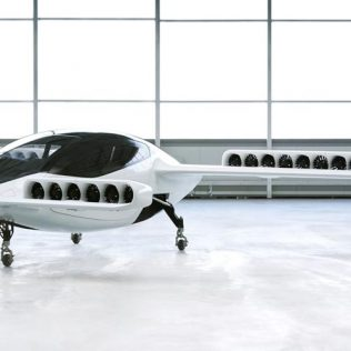 Электрическое аэротакси Lilium — революция в полетах на короткие расстояния
