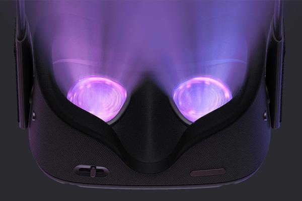 характеристики устройства шлема Oculus Quest