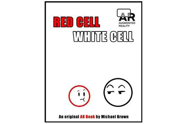 мир клеток  - энциклопедия в дополненной реальностью