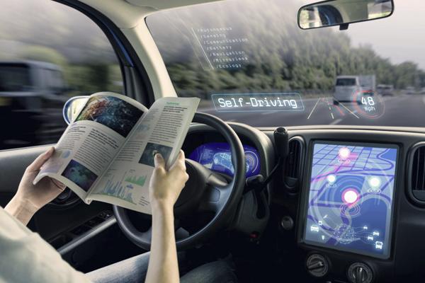 мировой рынок беспилотных автомобилей