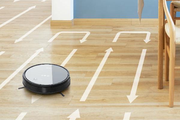 настройка навигации робота-пылесоса в доме