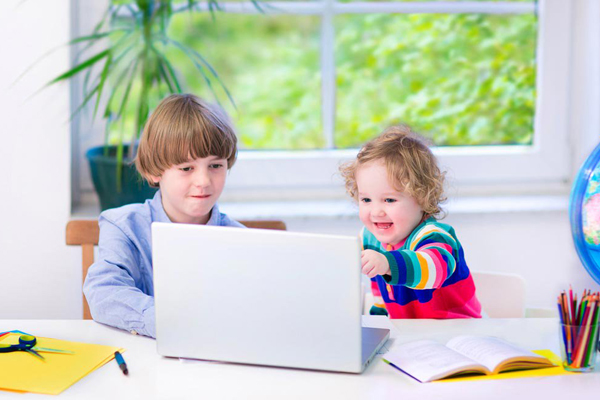 обучение детей чтению онлайн