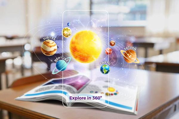популярные энциклопедии с дополненной реальностью