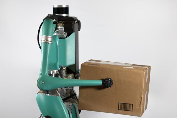 робот курьер Digit от Agility Robotics