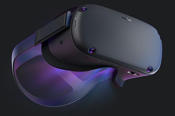 шлем виртуальной реальности Oculus Quest