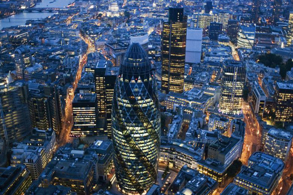 смарт сити в Лондоне