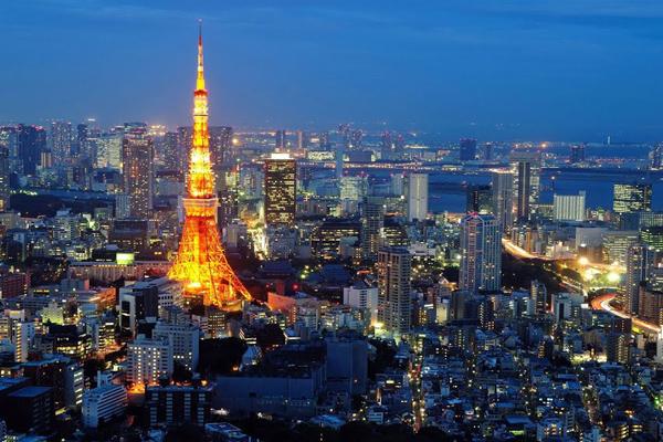 умный город в Токио