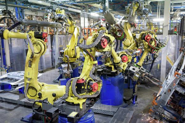 управление роботами и робототехническими системами