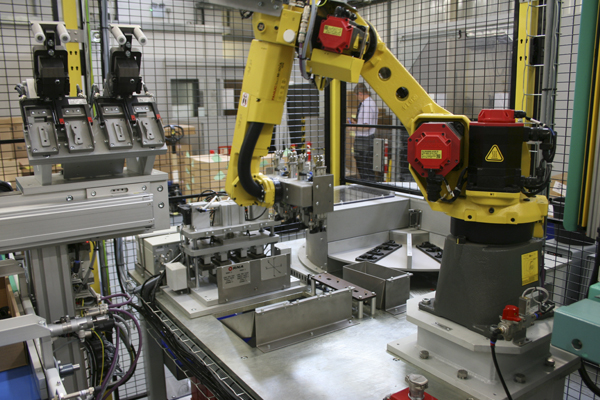 управление в робототехнических системах