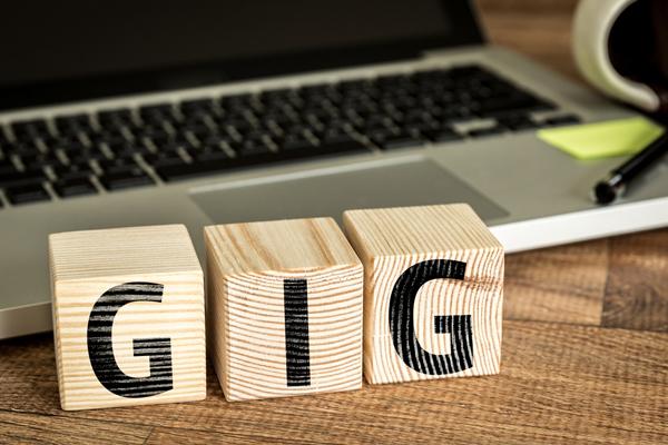 Gig economy - экономика подработок