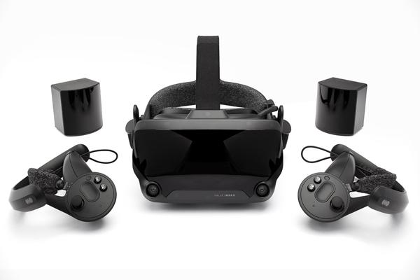 Index VR - VR очки с двумя пультами