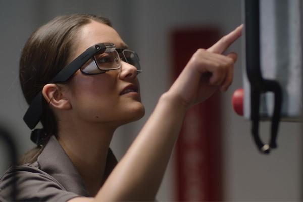 очки Google Glass Enterprise Edition 2