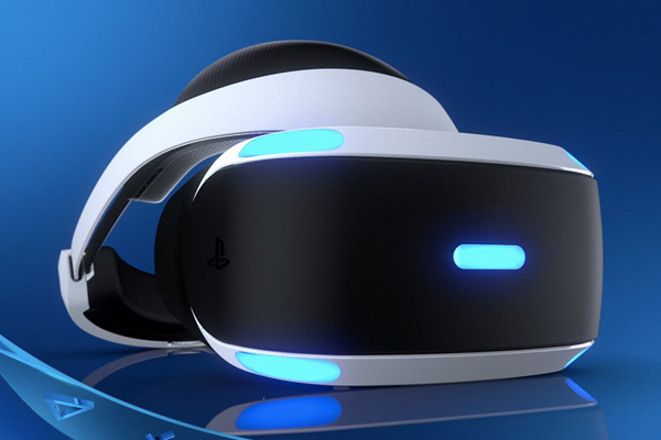 очки виртуальной реальности с 2 пультами - PlayStation VR