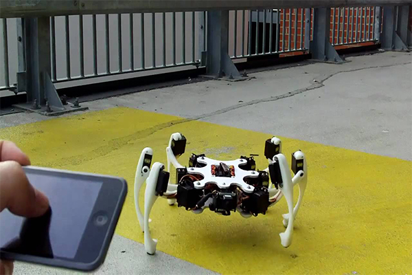 робот Hexapod