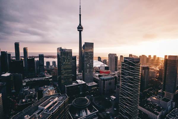 Канада - технологически развитая страна