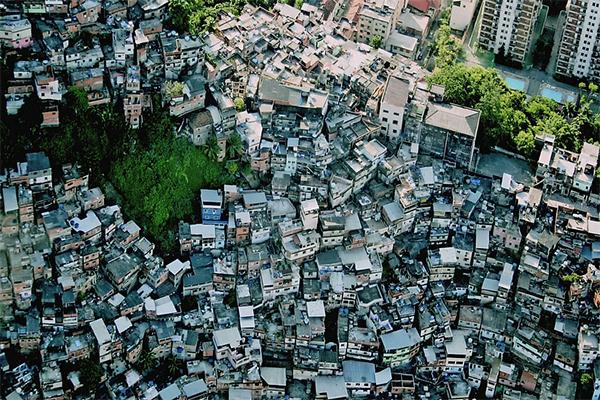 уровни урбанизации