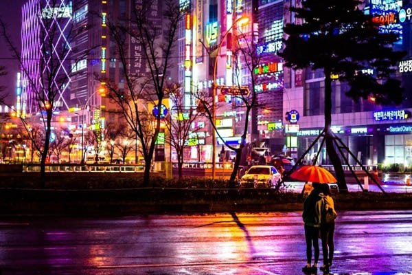 Южная Корея - технологически развитая страна