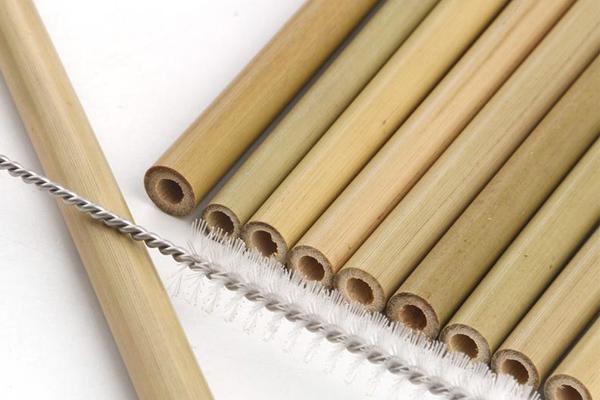 бамбуковые трубочки многоразовые