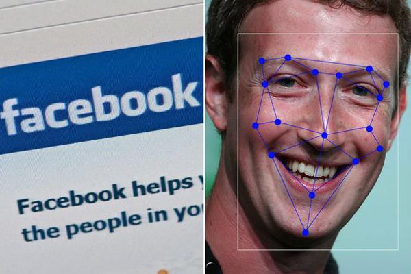 датчик для распознавания лиц - DeepFace