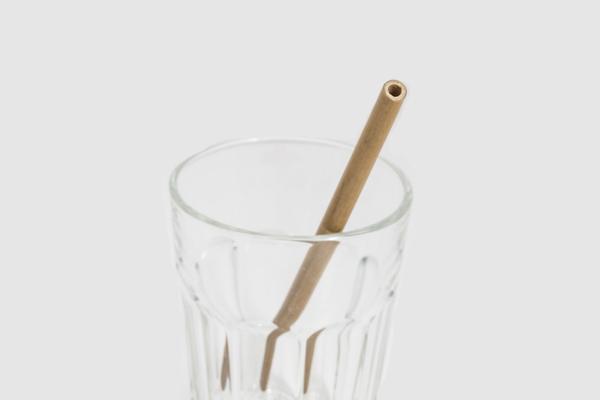 трубочки из бамбука для питья