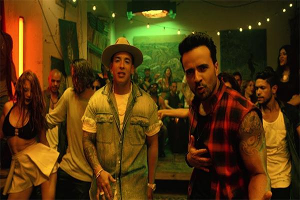 Клип с миллиардом просмотров - Luis Fonsi Despacito ft. Daddy Yankee