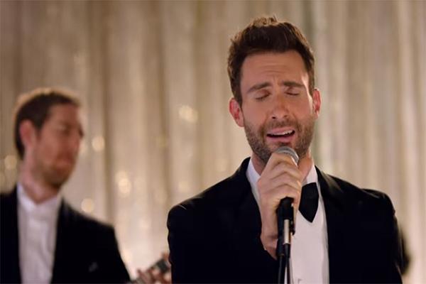 Клип с миллиардом просмотров - Maroon 5 Sugar
