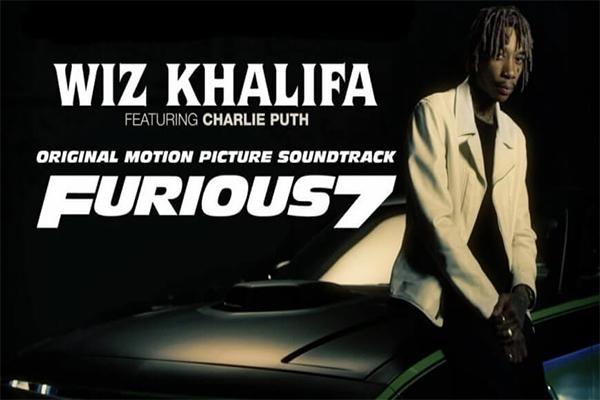 Клип с миллиардом просмотров -Wiz Khalifa See You Again ft. Charlie Puth