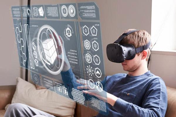 дизайнер виртуальной реальности