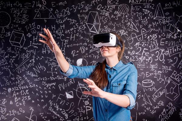 технологический тренд обучение в виртуальной реальности